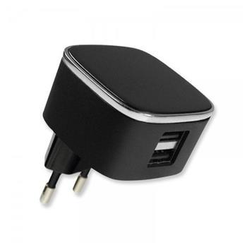Cestovní nabíječka Fontastic, 2 x USB, 3.1 A