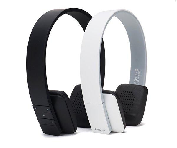 Bezdrátové sluchátka Zalman bluetooth ZM-HPS10BT B