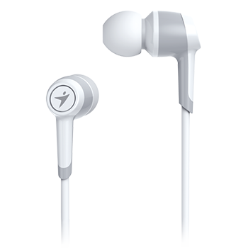 Sluchátka Genius HS-M225 headset bílé