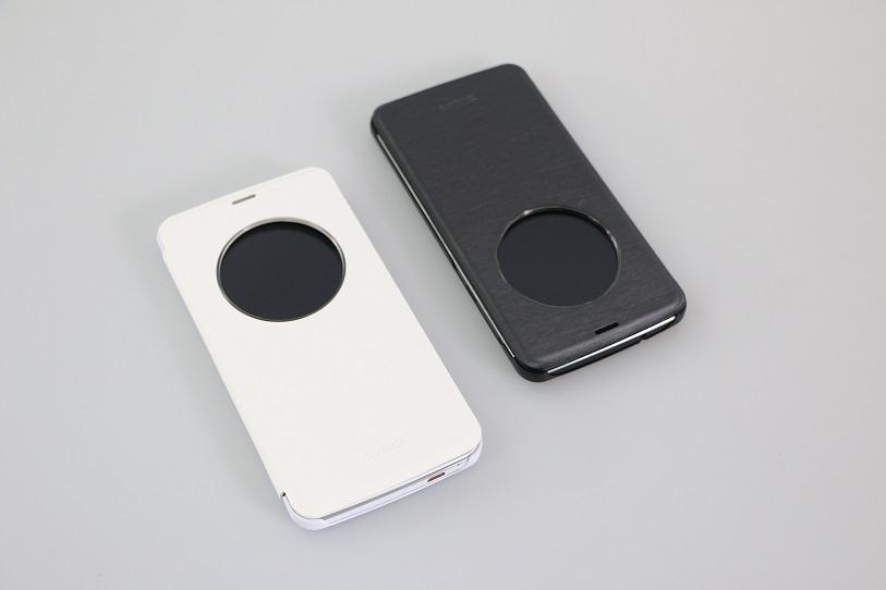 Flipové pouzdro ZOPO S-view pro ZP952 Speed 7 Plus bílé (EU Blister)