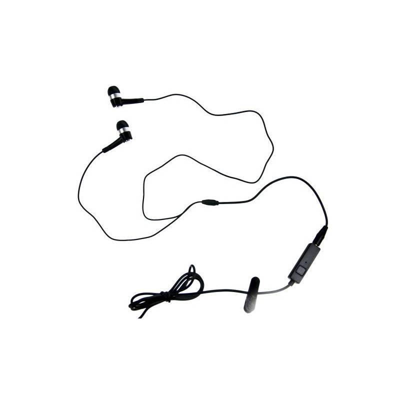 Stylová sluchátka ALIGATOR Hands Free Stereo černé