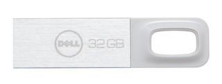 USB Flash disk Dell 32GB bílý