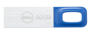 USB Flash disk Dell 32GB modrý