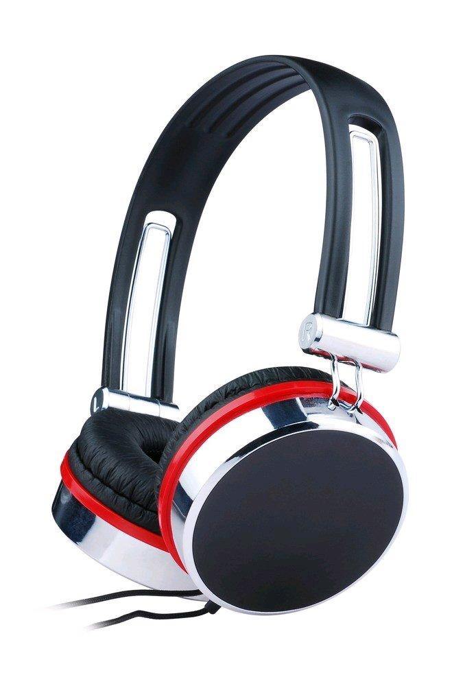 Sluchátka Gembird s mikrofonem MHS-903 černé