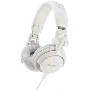 Sluchátka SONY EXTRA BASS & DJ type MDR-V55 bílé