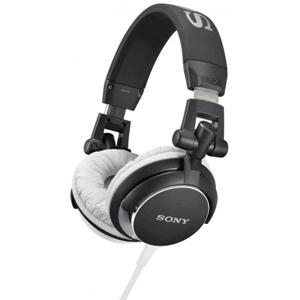 Sluchátka SONY EXTRA BASS & DJ type MDR-V55 černé