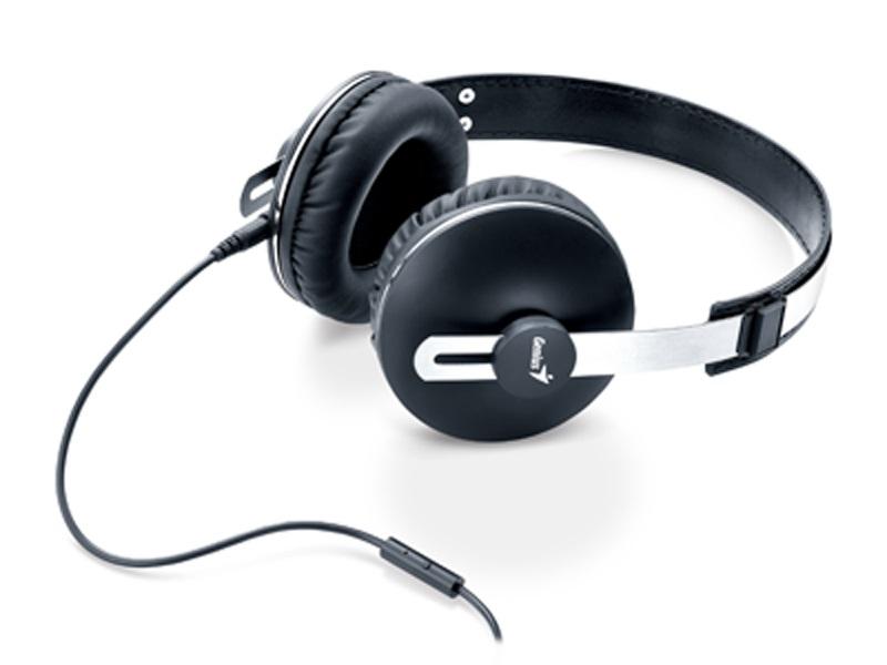 Sluchátka Genius HS-M435 černé