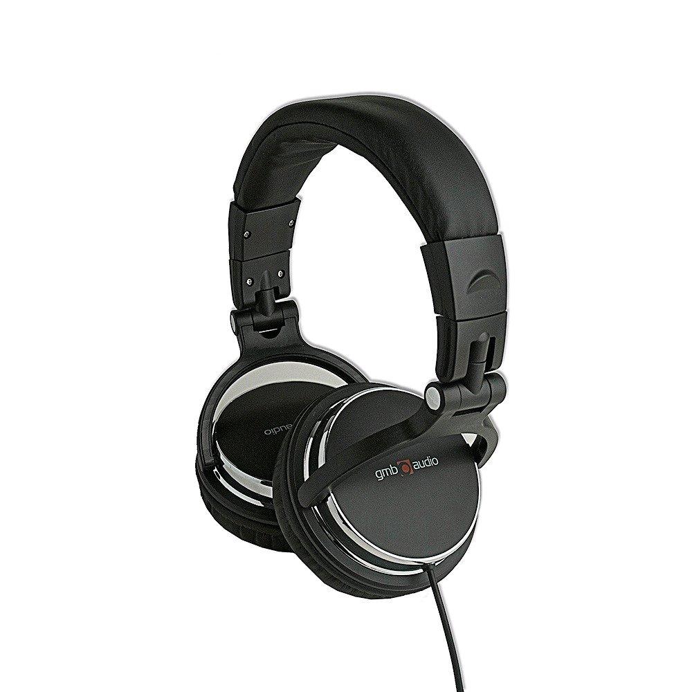 Sluchátka Gembird MONTREAL DJ černé