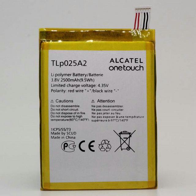 Alcatel baterie TLP025A2, 2500mAh Li-pol (bulk)