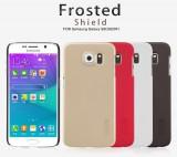 Zadní kryt pro Samsung Galaxy S6 (G920), Nillkin Super Frosted zlatý