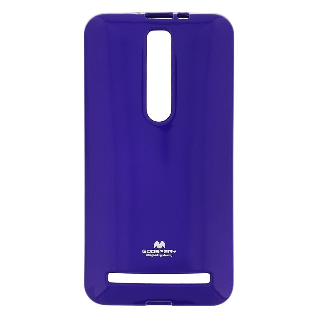 Silikonové pouzdro ASUS ZenFone 2 ZE551 Mercury Jelly fialové
