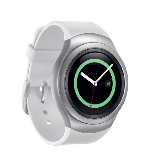 Chytré hodinky Samsung R720 Gear S2 White