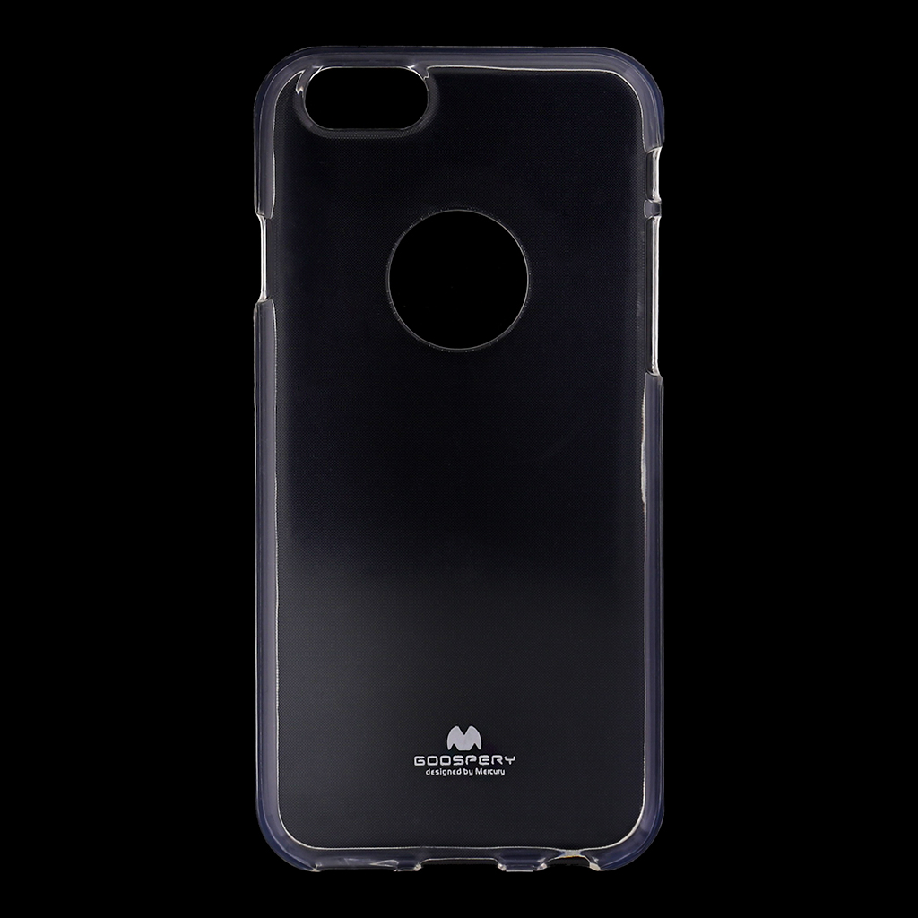 "Pouzdro silikonové Mercury Jelly Apple iPhone 6 (4.7"") čiré"