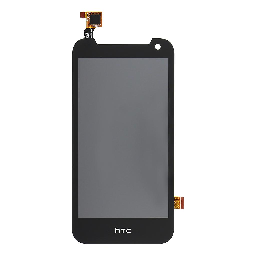 LCD Display + Dotyková deska Black pro HTC Desire 310