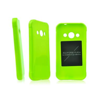 Pouzdro Mercury Jelly Case Flash Samsung Galaxy J5 limetka