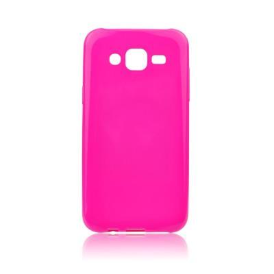 Pouzdro Mercury Jelly Case Flash na Huawei P8 Lite růžové