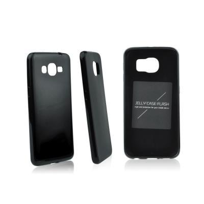 Pouzdro Mercury Jelly Case Flash na Huawei P8 Lite černé