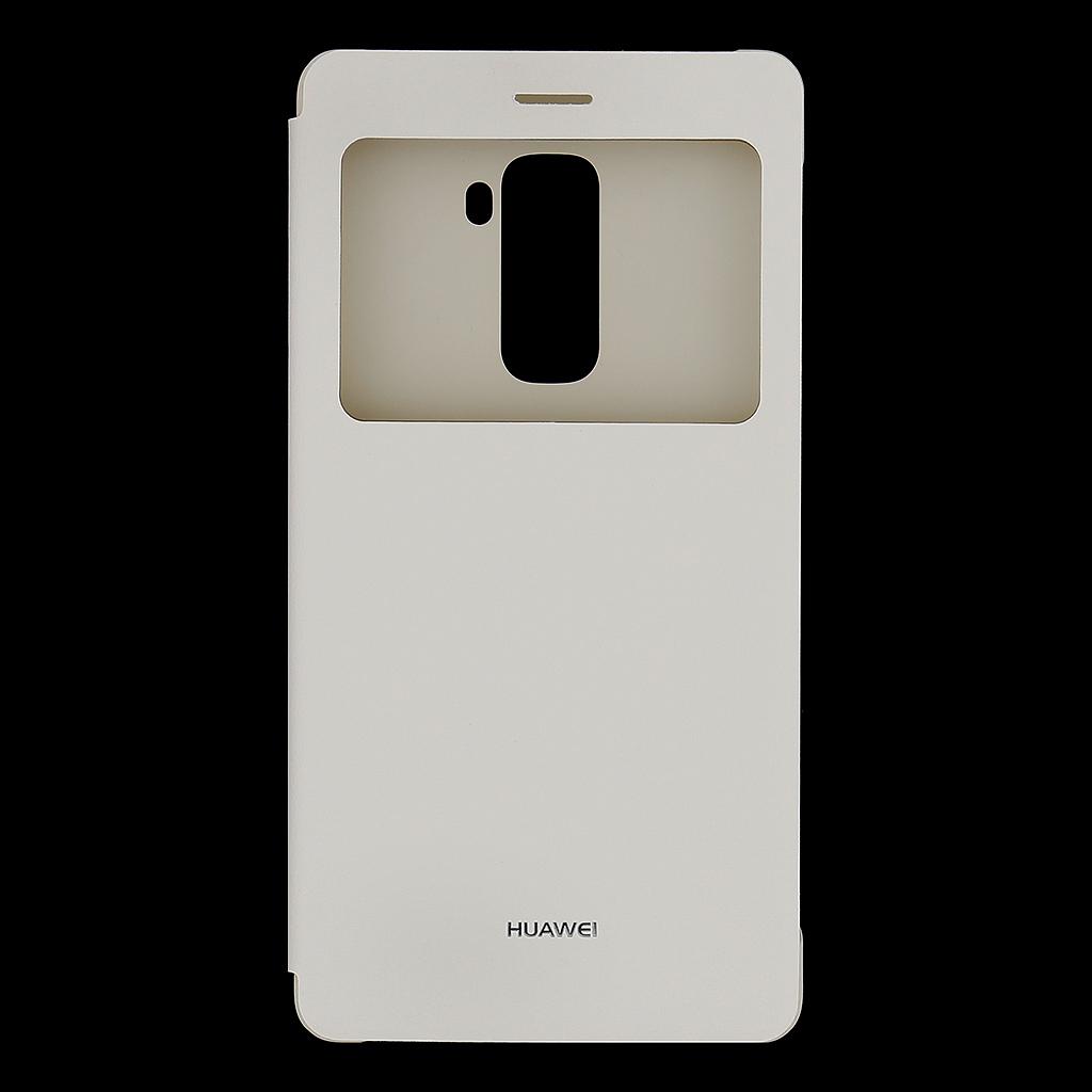 Originální pouzdro Huawei Mate S S-view bílé