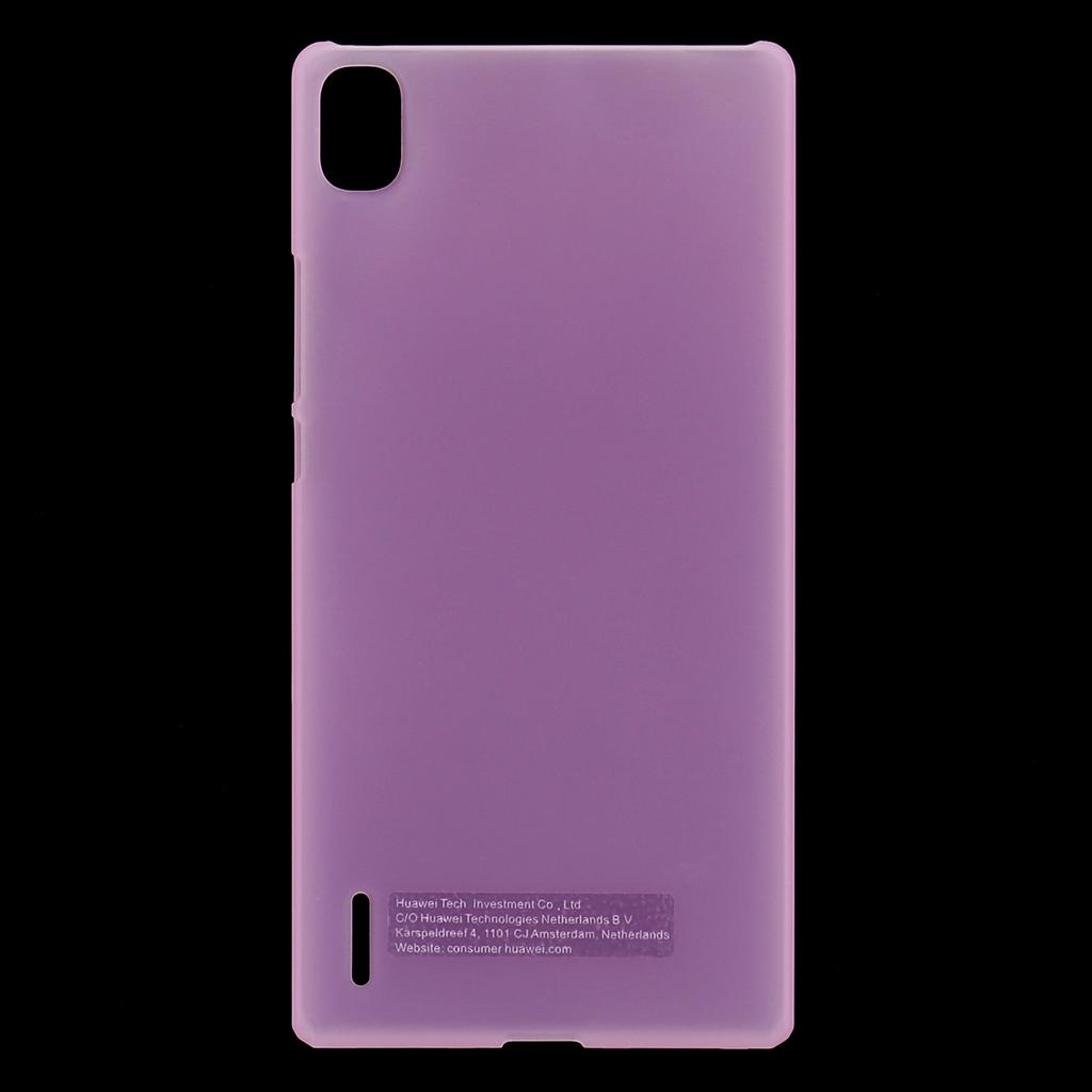 Pouzdro Huawei Original Protective 0.8mm pro Mate S růžové