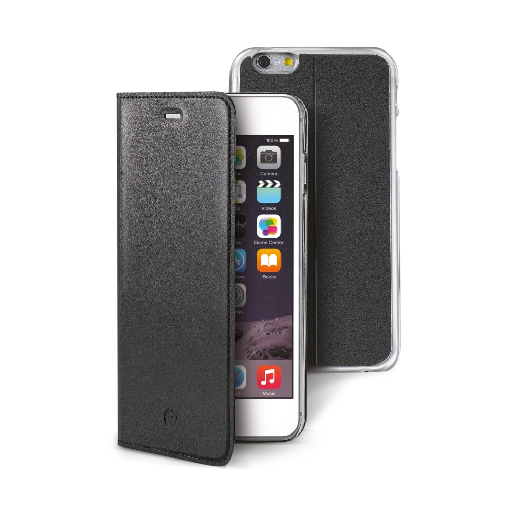 Pouzdro typu kniha CELLY Prestige pro Apple iPhone 6S Plus 42c5999dc1a