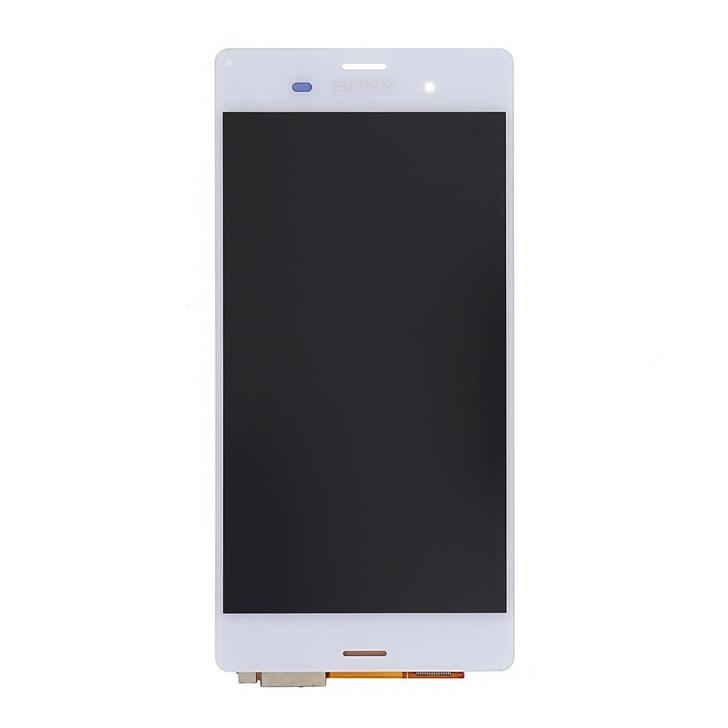 LCD + dotyková deska Sony D6603 Xperia Z3 bílá