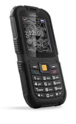 CPA myPhone HAMMER 2 Dual SIM Black