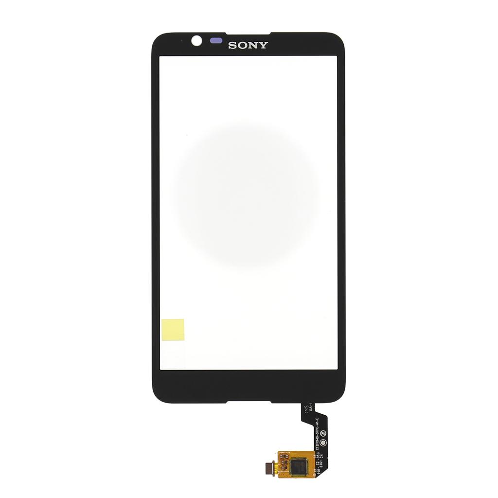 Dotyková deska pro Sony Xperia E4 E2105, černá