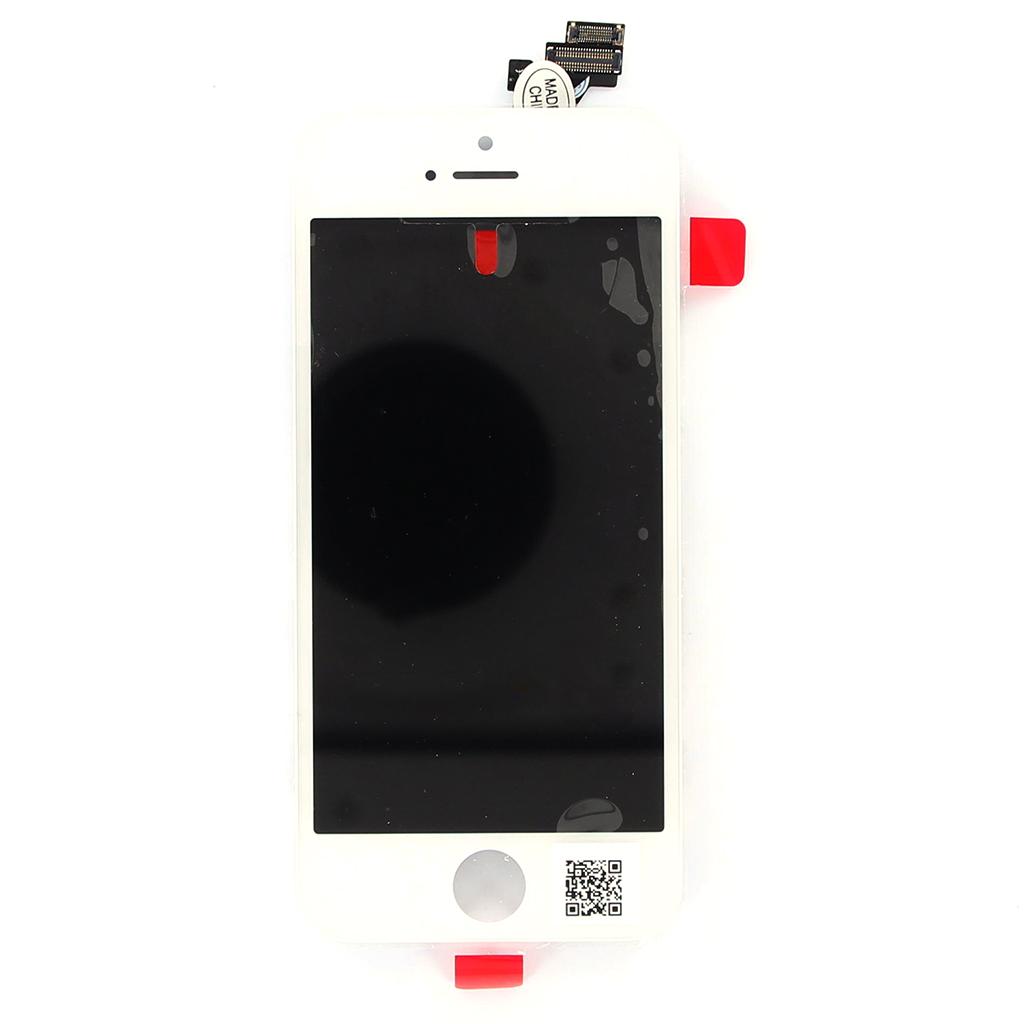 LCD Display + dotyk. deska pro iPhone 5, bílá original