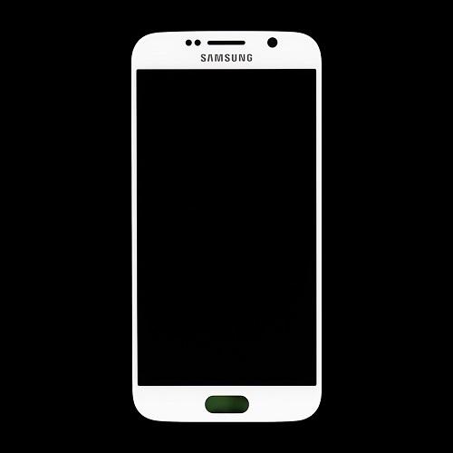 LCD display + dotyková deska White pro Samsung Galaxy S6 G920 - originál