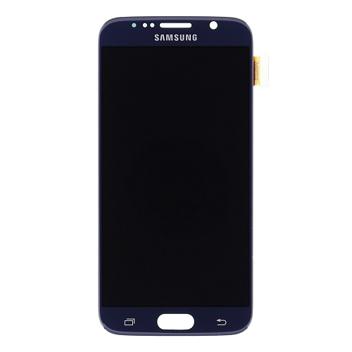 LCD + dotyková deska pro Samsung Galaxy S6, black