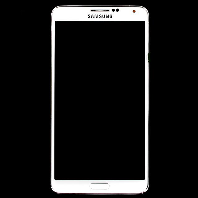 LCD + dotyk. deska pro Samsung Galaxy Note 3 N9005, bílá