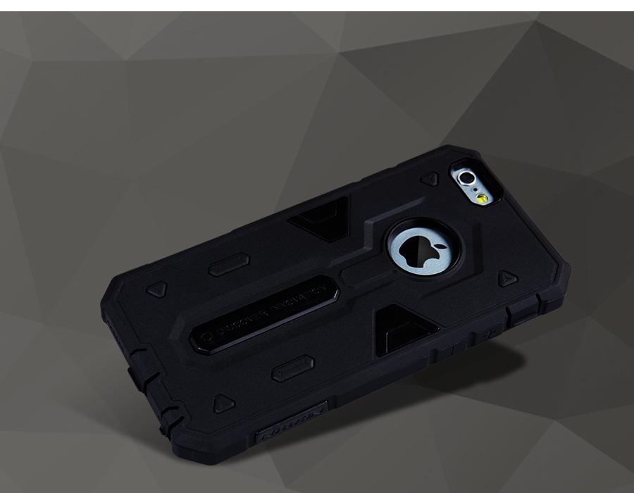 "Pouzdro Nillkin Defender II na iPhone 6 Plus 5,5"" černé"