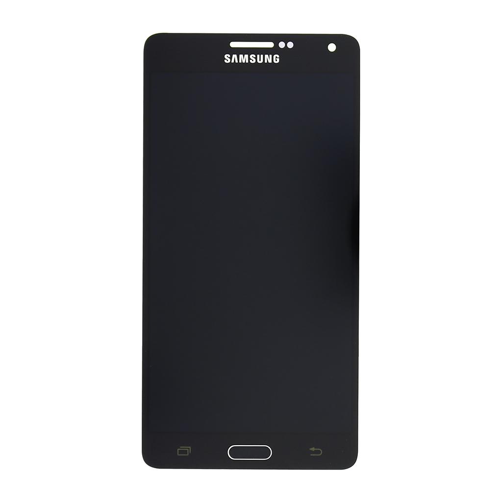 LCD display + dotyková deska Black pro Samsung A700F Galaxy A7 - originál