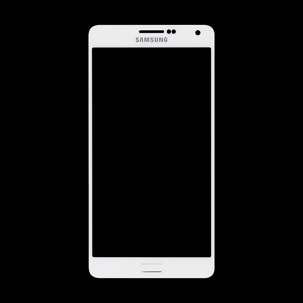 LCD display + dotyková deska White pro Samsung A700F Galaxy A7 - originál