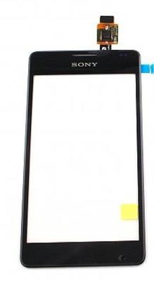 Dotyková deska pro Sony Xperia E1 D2005 , černá