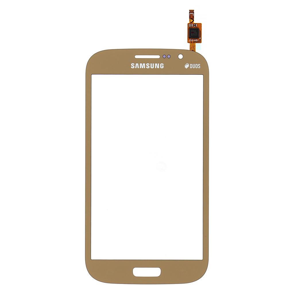 Dotyková deska pro Samsung Galaxy Grand Neo Duos, Gold