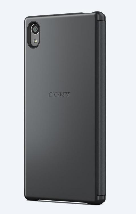 Pouzdro flip SCR42 Smart Cover Sony Xperia Z5 černé