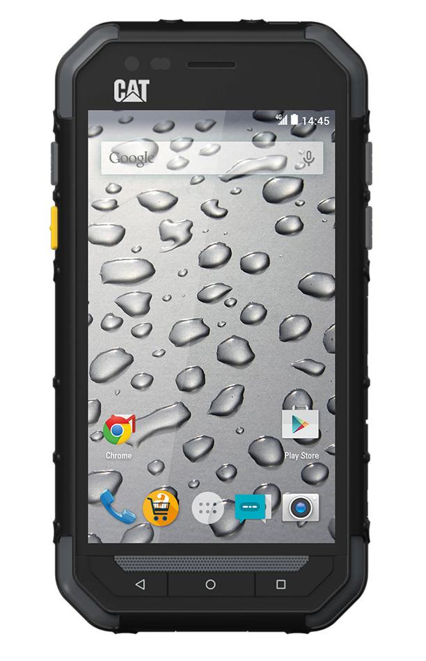 Caterpillar CAT S30 Dual SIM Black