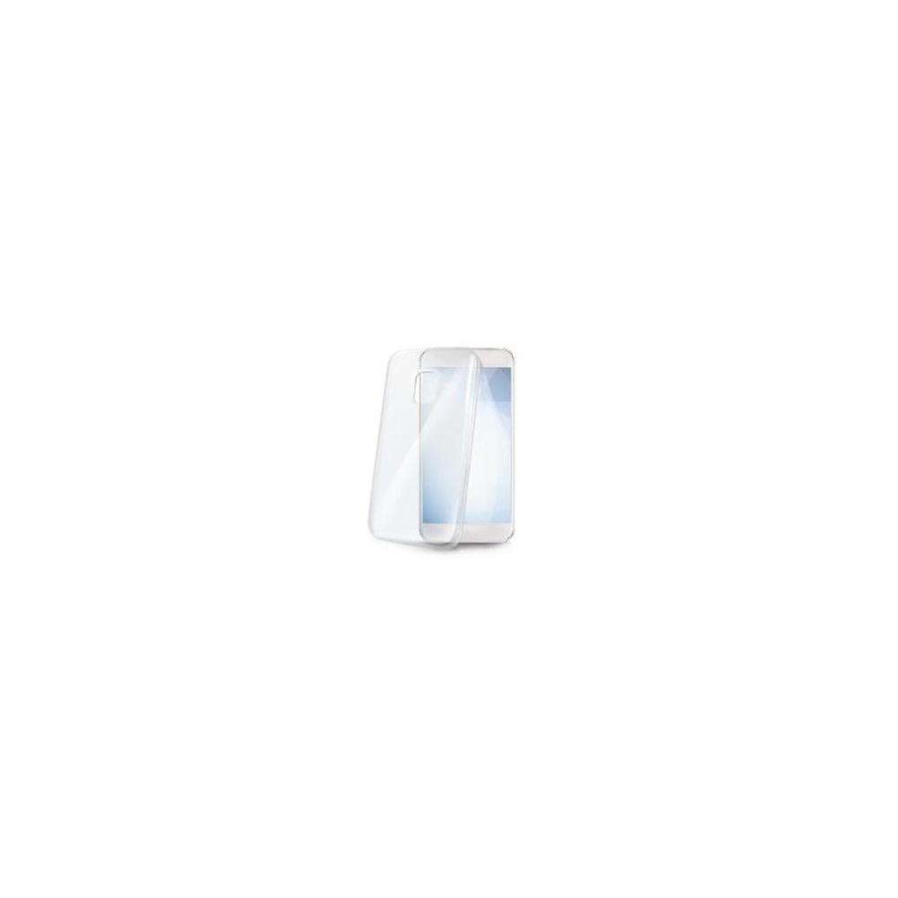 Pouzdro CELLY Gelskin na Samsung Galaxy Xcover 3 čiré
