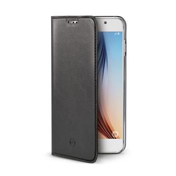 Pouzdro flip na Samsung Galaxy S5/S5 Neo CELLY Air černé