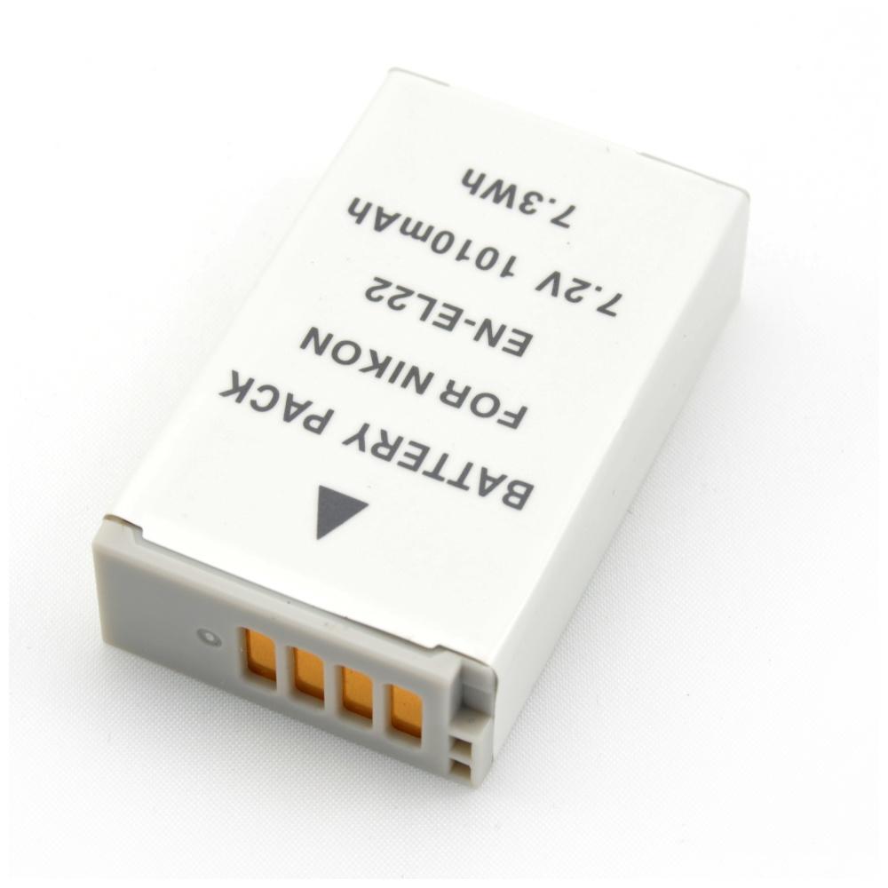 Baterie Extreme Energy typ Nikon EN-EL22, Li-Ion 1010 mAh
