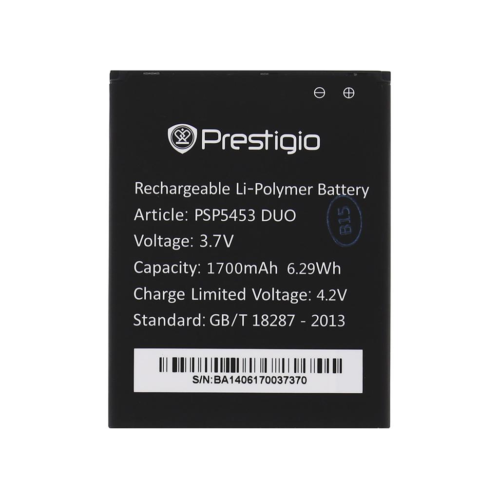Baterie pro Prestigio Multiphone 5450/5451DUO 1500mAh Li-Ion (Bulk)