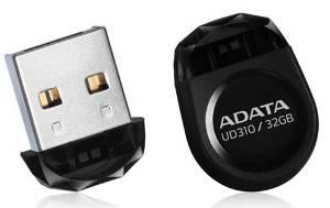 Flash disk ADATA UD310 32GB, USB 2.0, černý