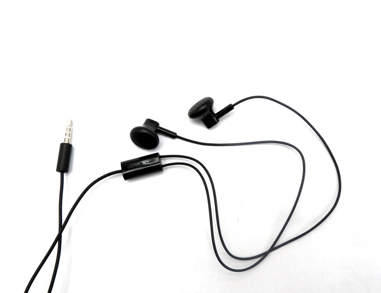 Sluchátka Nokia WH-108 Stereo 3,5mm Headset černé