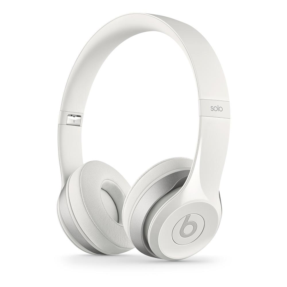 Stylová sluchátka Apple Beats Solo2 On-Ear Headphones bílé