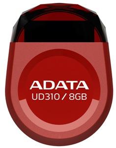 Flash disk ADATA USB UD310 8GB červený