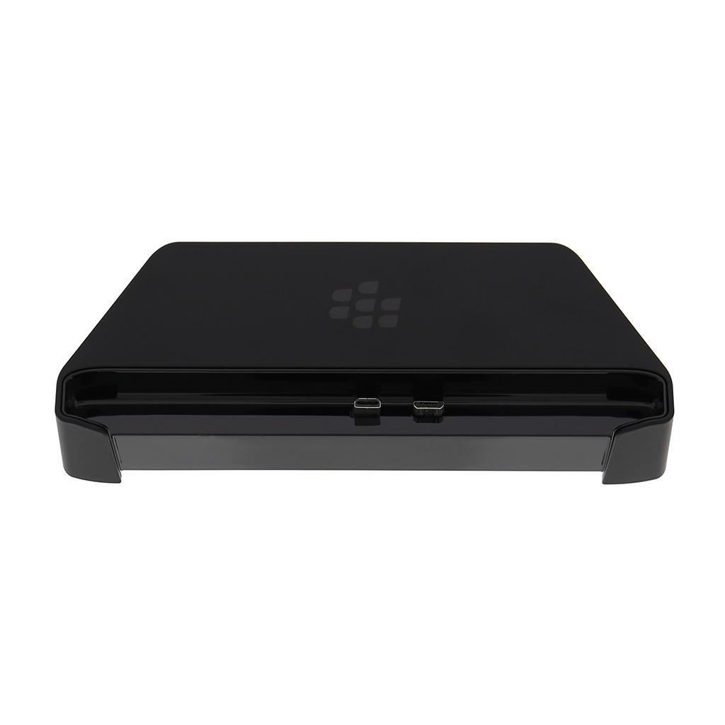Dokovací stanice ASY-14396-019 pro BlackBerry Z10 černá (bulk)