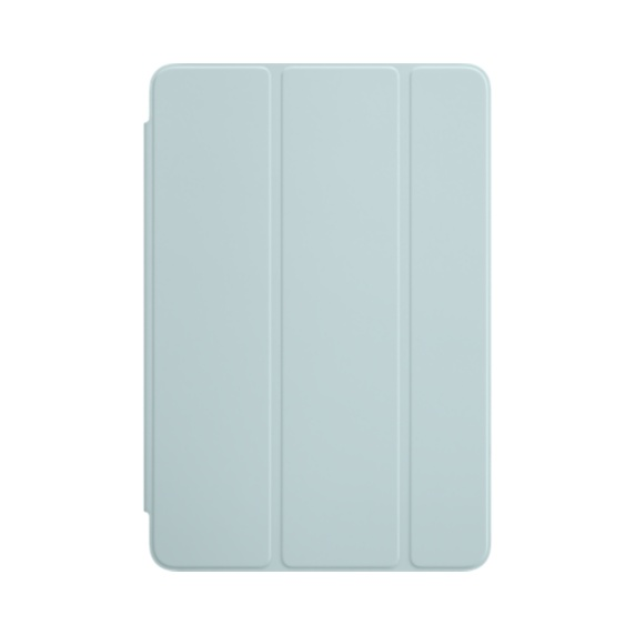 Pouzdro na Apple iPad mini 4 Smart Cover Turquoise, MKM52ZM/A