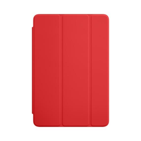 Pouzdro na Apple iPad mini 4 Smart Cover Red, MKLY2ZM/A