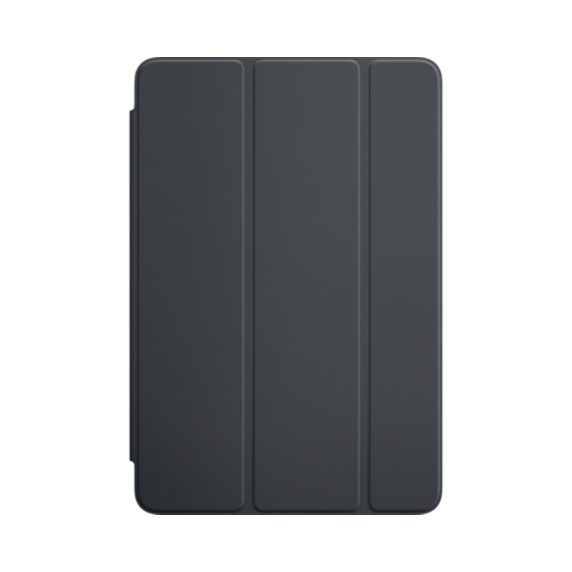 Pouzdro na Apple iPad mini 4 Smart Cover Charcoal Gray, MKLV2ZM/A